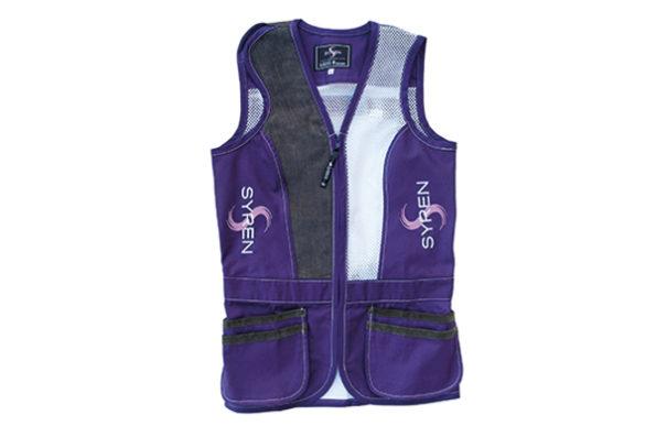 Schießweste SYREN violett